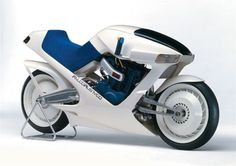 a concept model by Suzuki, introduced at Tokyo Motor Show in 1985.
