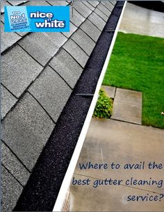 For the best gutter cleaning in Nottingham hire a professional gutterman from  this trusted source nice-n-white.co.uk. They provide one of the best gutter services.  see more:http://bit.ly/2pq6n1h