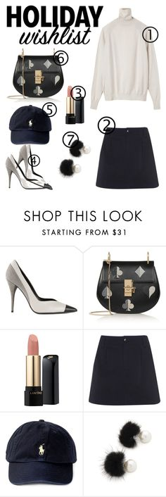 """""""2015 wish list"""" by luxury-kamar ❤ liked on Polyvore featuring Narciso Rodriguez, STELLA McCARTNEY, Chloé, Lancôme, A.P.C., Jocelyn, contestentry and 2015wishlist"""