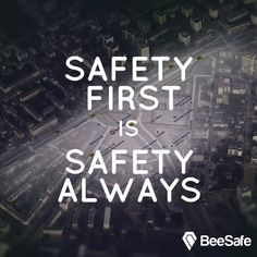 Get home safely with BeeSafe app! Available on the App Store and Google Play!