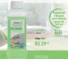Produtos Amway Brasil Cleverton: L.O.C LIMPADOR CONCENTRADO PARA COZINHA AMWAY
