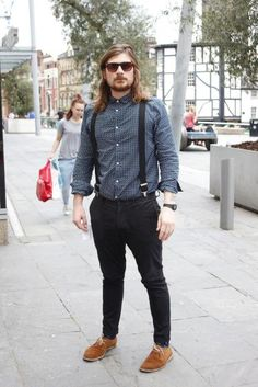 Mens Street Style | The Idle Man