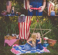 I am thankful I did get two of three girls in front of my camera for my American mini sessions this year. 4th Of July Photography, Cute Kids Photography, Photography Mini Sessions, Holiday Photography, Headshot Photography, Photography Backdrops, Photography Business, Photo Sessions, Photography Studios