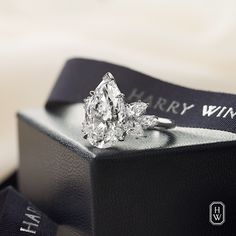 Exceptional love deserves the exceptional. #FindTheOne #HarryWinston