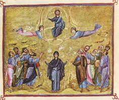 Иконы Вознесения Господня