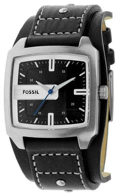 e0730638ecd Authorized Fossil watch dealer - MENS Fossil CASUAL