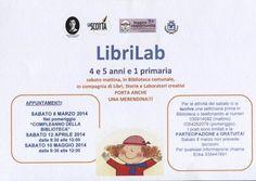 LibriLab » Biblioteca di Paratico