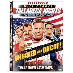 Talladega Nights: The Ballad of Ricky Bobby (DVD, 2006, Unrated Edition; Widesc… 43396172340 | eBay