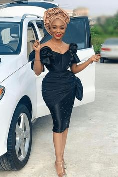 Nigerian Lace Styles Dress, Aso Ebi Lace Styles, Lace Gown Styles, African Prom Dresses, Ankara Dress Styles, Latest African Fashion Dresses, African Print Fashion, African Dress, African Wedding Attire