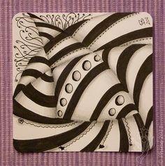Zendoodle-Wege: Zentangle®