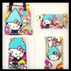Hello Kitty gnome collection :)
