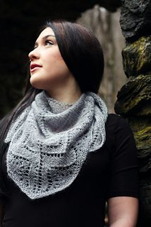 In a Twinkling  by Celeste Young in lace 2ply  ~  FREE download via Ravelry until midnight Jan 8th 2016