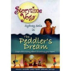 Storytime Yoga: The Peddler's Dream - Yoga DVD for Children (DVD)