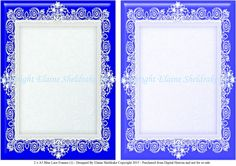 Black & Grey Lace Frames (1) - 2 x A5 - Card Making http://www.craftsuprint.com/card-making/toppers/frames/black-grey-lace-frames-1-2-x-a5.cfm?r=122796