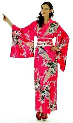 Asian Kimono