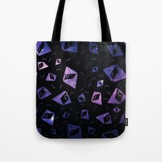 SPACE BAG Tote Pattern, Reusable Tote Bags, Space, Floor Space, Spaces