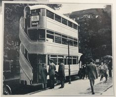 The first motorized double-decker buses were introduced in 1923, and it was only three years later, in 1926, that the first triple-decker bus went into operation, providing transportation to Berlin's Stettiner railway station.The next significant date in multi-level buses came in 1954, with the introduction of the double-decker Routemaster bus, which, painted
