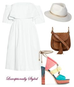 """""""Untitled #360"""" by lexceptional on Polyvore featuring Paper London, Jimmy Choo and Chloé"""