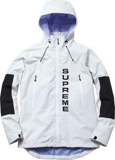 Taped Seam Jacket 2014