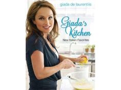 Giada's Kitchen: New Italian Favorites, available in the Food Network Store. #TeamGiada