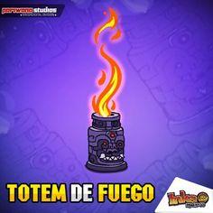 Totem de fuego. Totem of fire. #totem #peru #games #apps #incas #inkamadness #ios #wp