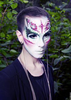 Ryan Burke, Photographer And Makeup Artist, Showcases Self-Portraits