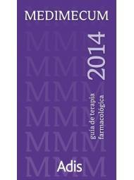 Medimecum : 2014 : guía de terapia farmacológica / dirección y coordinación Luis F. Villa. Adis, 2014
