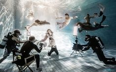 Von Wong's 9 Tips for a Successful Underwater Shoot