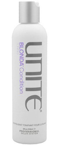 Unite Eurotherapy Blonda Condition Toning 8oz by UNITE,