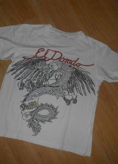 Kaufe meinen Artikel bei #Mamikreisel http://www.mamikreisel.de/kleidung-fur-jungs/kurzarmelige-t-shirts/30276667-t-shirt-gr-152-nkd-guter-zustand