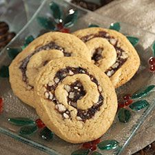 "Date Pinwheels - Soft, moist, and filled with dates and nuts. It's a ""comfort cookie,"" pure and simple."