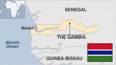 Provides overview, key facts and events, timelines and leader profiles along with current news about The Gambia.