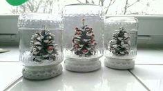 Šiška Christmas Diy, Christmas Decorations, Snow Globes, Crafts For Kids, Handmade, Home Decor, Crafts For Children, Hand Made, Decoration Home