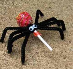 Spiders anyone?