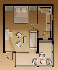 Plus de 1000 id es propos de plan maison sur pinterest assaisonnement pl - Plan suite parentale 15m2 ...