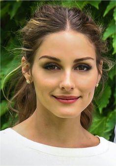 Olivia Palermo - love her makeup!