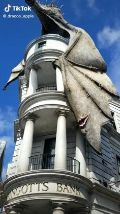 Experiencing Harry Potter World