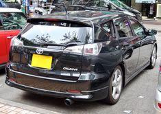 2005 Toyota Caldina T240