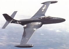 aircraft of korean war | ... F2H Banshee was the top day/night/photo fighter of the Korean War