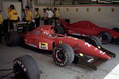 041 · 1992 · Budapest · Ferrari F92A