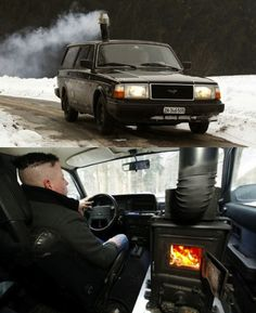 8 #WTF Images of Russians and Their Cars! Russia's innovative car designs are set to take the world by storm! Hit the image to see what is going on...