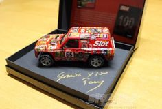 Nissan Patrol Scalextric Special Edition 99 units Very Rare Nissan Patrol, The Unit, Toys, Car, Activity Toys, Automobile, Clearance Toys, Gaming, Games