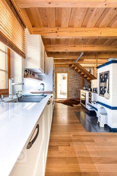 Interior Architecture, Interior Design, Chalet Style, Sweet Home, Home And Garden, Kitchen Cabinets, Cottage, House Design, Furniture