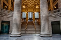 Chicago Union Station, by Mike Burgquist.