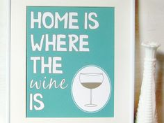 where is my wine?!