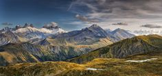 ***Highlands (French Alps) by Álvaro y Jose Manuel Pérez Alonso. Brothers on 500px