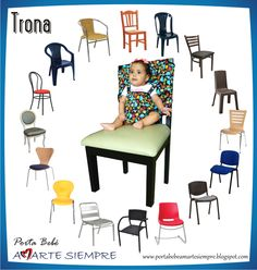 Ideas Decoración, Dining Chairs, Furniture, Home Decor, Tela, Family Meeting, Baby Sewing, Shopping Center, Restaurants