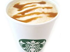 Starbucks Skinny Caramel Macchiato At Home. If you love this fabulous Starbucks drink, you'll love this NEW home version. It's dreamy delicious! Each 12 oz serving has just 97 calories, 0 fat and 5 SmartPoints. http://www.skinnykitchen.com/recipes/starbucks-skinny-caramel-macchiato-at-home/