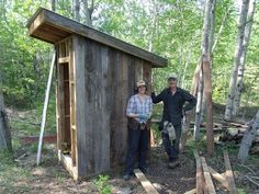 outhouse pictures - Google Search