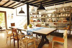La casa de Bimba Bosé en Madrid. http://www.revistaad.es/decoracion/casas-ad/galerias/la-casa-de-bimba-bose-en-madrid/7225/image/585156